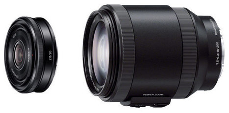 Sony grows E-mount lens collection with 20mm pancake, 18-200mm power zoom | Videography | Scoop.it