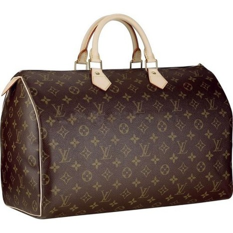 Louis Vuitton Outlet Speedy 40 Monogram Canvas M41522 Handbags | Louis Vuitton Bags Outlet | Scoop.it