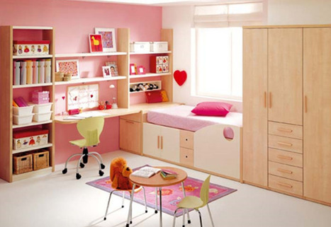The Best Pink Bedroom Decorating Ideas For Girls 2013-2014 - | Home Decor and Lifestyle | Scoop.it