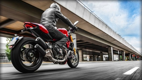Power Weds Italian Style in TheDucati Monster 1200S: Review | Ducati & Italian Bikes | Scoop.it