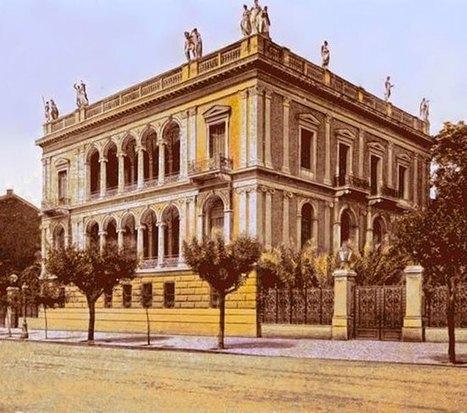Ο κατεδαφισμός του πολιτισμού και της αίγλης των κτιρίων της παλιάς Αθήνας. | Interior Design | Scoop.it