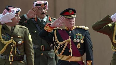Jordan King Abdullah set to consolidate executive power | Arts and Poetry | Scoop.it