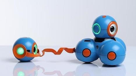 Robots para que los niños aprendar a ser informáticos | Aprender y educar | Scoop.it