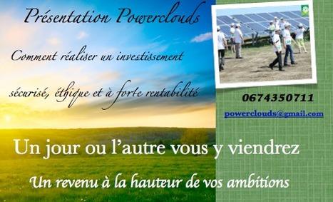 Construisez votre avenir - Powerclouds France | Construisez votre avenir | Scoop.it