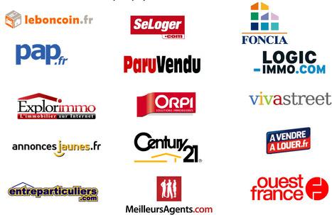 Sites Internet Immobilier : Tous les chiffres et les statistiques | L'immobilier et le digital | Scoop.it