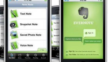 7 tips for using Evernote more effectively - Nashville Business Journal | Evernote | Scoop.it