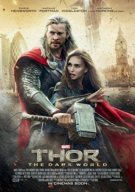 Thor 2 - The Dark World - Hindi - SCam   Free Download Latest Bollywood Movies, Hindi Dudded Movies, Hollywood Movies, Tamil movies, Live Mov   Free Movie Download   Scoop.it