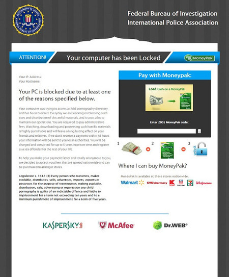 All about PC Virus Removal: Steps to Remove FBI Child Pornography Ransomware Virus | How to Remove Start.Sweetpacks.com virus | Scoop.it