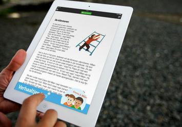 Vijf apps om voor te lezen | Thuis in onderwijs, informatie voor ... | Apps voor kinderen | Scoop.it
