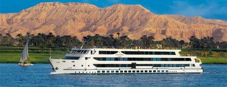 Travel to Egypt   Egypt Boats : Dahabeya Al-Pasha   Scoop.it