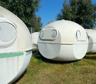 Retro Restoration: Abandoned Space Age Bungalows | Modern Ruins, Decay and Urban Exploration | Scoop.it