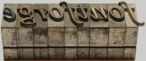 FontForge | Recursos tecnológicos para la unidad didáctica de Tipografía | Scoop.it