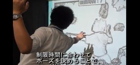 Avec Kinect, devenez le héros de votre propre manga | Libertés Numériques | Scoop.it