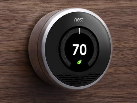 Tony Fadell réinvente le thermostat | Everything you need… | Scoop.it