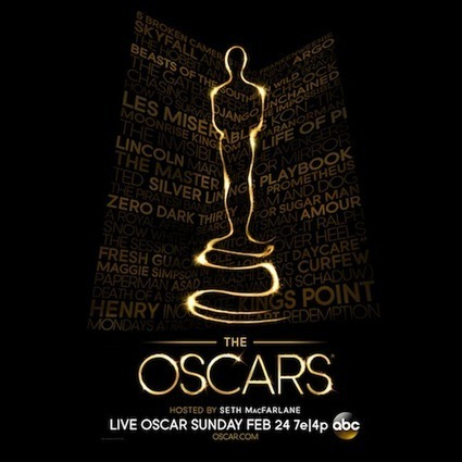 Twitter, Facebook Oscar Predictions (And Why We Should Be Grateful Fans Can't Vote) [INFOGRAPHIC] - AllTwitter | Digital-News on Scoop.it today | Scoop.it