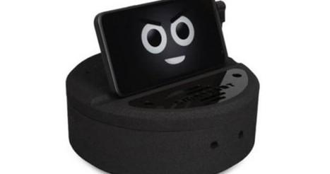 Smartbot, le robot Smartphone est disponible - News Domotiques by Domadoo | Une nouvelle civilisation de Robots | Scoop.it