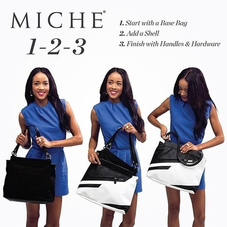 Miche Makes Switching Purses a Cinch — A Bag For Every Outfit! | Women Fashion | Scoop.it