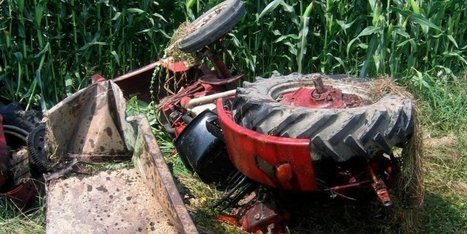 Lot-et-Garonne : les agriculteurs sensibilisés aux risques d'accident - Sud Ouest | Agriculture en Dordogne | Scoop.it