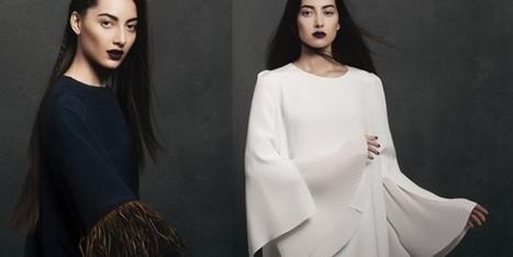 La samurai 'bon ton' di Marta Ferrari, sensuale e decisa   Moda Donna - sfilate.it   Scoop.it