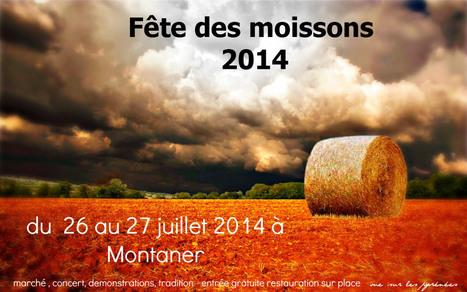 fête des moissons 20414 au château de Montaner   vue sur les Pyrenees   Scoop.it
