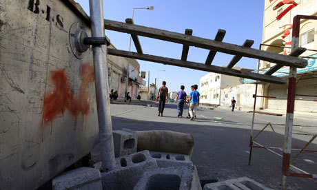Bahrain hospitals under siege as soldiers maintain Manama crackdown | Coveting Freedom | Scoop.it