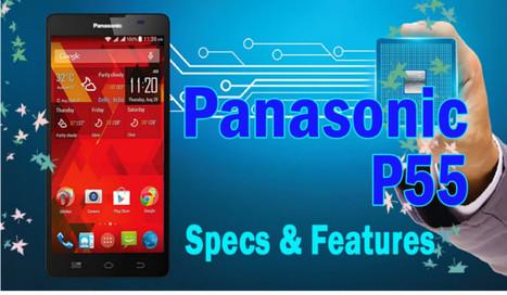 Panasonic P55 Quad Core Processor Smartphone at attractive Price in India | Online Shopping | Scoop.it