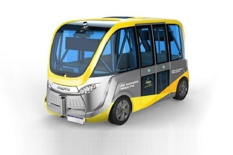 WA [Western Australia] to Trial Driverless Buses | Automated Vehicle Insights Selected for You by CATES | Scoop.it