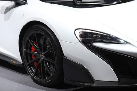 Apple Is in Talks With Luxury Carmaker McLaren   Luxe 2.0 - Marketing digital - E-commerce   Scoop.it