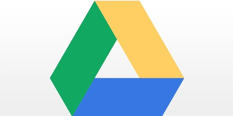How To Organize Your Research With The Power Of Google Drive | Apps | Scoop.it