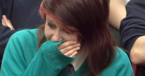 Watch A Teenager Bring His Class To Tears Just By Saying A Few Words | PPSL | Scoop.it