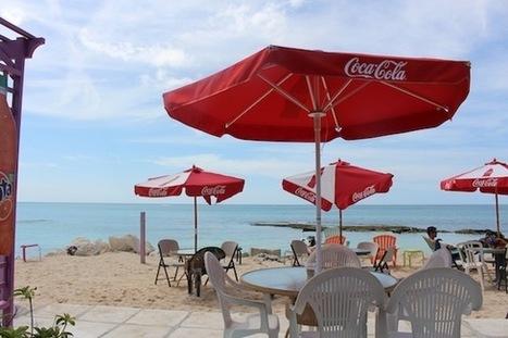 Nassau's Secret Beach Bar   Caribbean Charm   Scoop.it