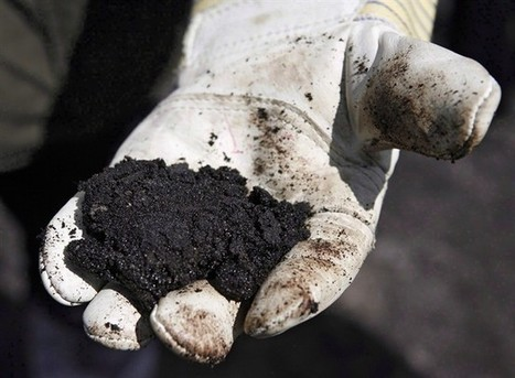 Diluted bitumen sinks when mixed | Geology | Scoop.it