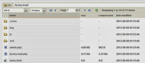 Une astuce pour décompresser toute sorte de fichiers en ligne | Time to Learn | Scoop.it