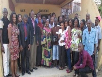 Medias : Des journalistes outillés en notion des droits de l'Homme - Africaguinee.com | Journalistes de guerre | Scoop.it