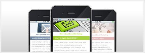 Cómo crear newsletters para móviles | Doppler Blog | Email Marketing | Aplicaciones y Herramientas . Software de Diseño | Scoop.it