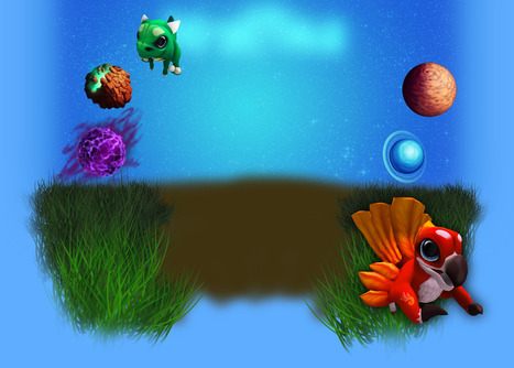 Krafties - Fantasy Pet MMORPG Based In Second Life | Metaverse News | Scoop.it