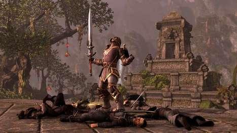 Elder Scrolls Online announces exact launch times   VIDEO GAMES   Scoop.it