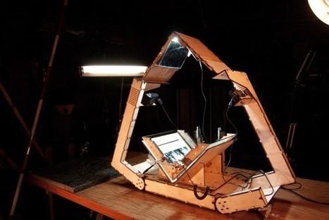 Que peuvent bien fabriquer bibliothèque et Fab Lab ensemble ? | Carrefour numérique², qui veut du rab' ? | bibliotheques, de l'air | Scoop.it
