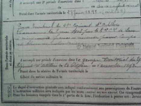 Ciel ! Mes aïeux...: Découvrir les traits de caractère de ses ancêtres au travers des archives... | Théo, Zoé, Léo et les autres... | Scoop.it