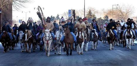 26 DÉCEMBRE 1862 LA PLUS GRANDE EXECUTION DE MASSE AUX USA : LA PENDAISON COLLECTIVE DES 38 GUERRIERS SIOUX ! | IDLE NO MORE France | Scoop.it