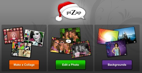 piZap - free online photo editor - free photo effects online editor | sara noemi mercado vargas | Scoop.it