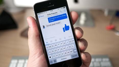 Messenger teste l'ajout de nouveaux contacts dans l'appli | Actualité Social Media : blogs & réseaux sociaux | Scoop.it