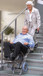Safety and Mobility and lifestyle of the Aged and Disabled across Australia. | Elderly use safety mobility chairs | Scoop.it