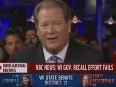 Liberal #MSNBC Host Ed Schultz Breaks Down Over 3Wisconsin #Recall   Commodities, Resource and Freedom   Scoop.it