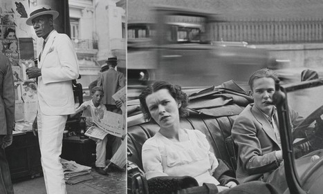 Beautiful but haunting photographs that capture the despair of ordinar | History concepts | Scoop.it