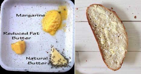 Further Proof That Real Butter Is Better Than Margarine | First We Feast | @FoodMeditations Time | Scoop.it