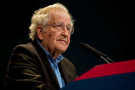 Trump in the White House: An Interview With Noam Chomsky   katerinatoraki   Scoop.it