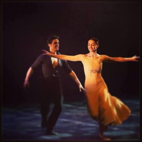 Cuando los ángeles bajan a la Tierra | Terpsicore. Danza. | Scoop.it