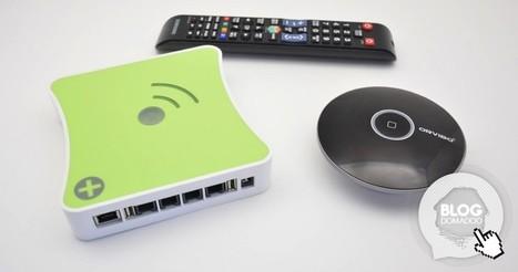 Gérez facilement vos appareils IR avec votre box domotique Eedomus Plus grâce à Orvibo AllOne - News Domotiques by Domadoo | Hightech, domotique, robotique et objets connectés sur le Net | Scoop.it