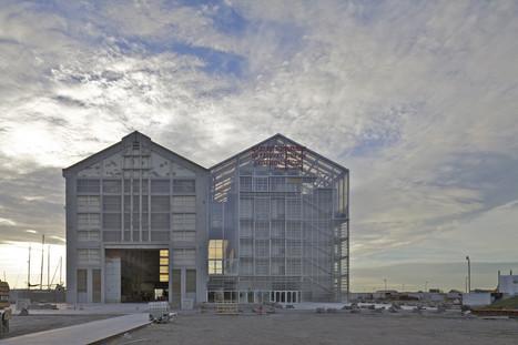 FRAC Dunkerque / Lacaton & Vassal | art move | Scoop.it
